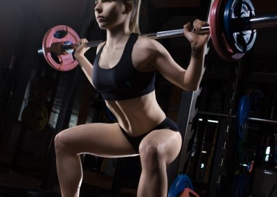 Gym-Photoshoot-girl-squats