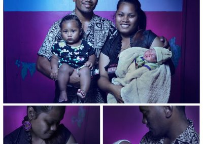 Marshallese family