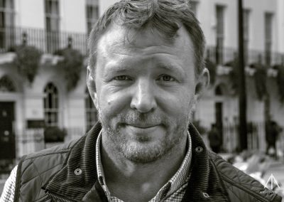 Guy Ritchie, English filmmaker, ex husband of Madonna