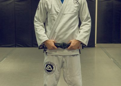 Roger Gracie, a member of the Gracie family